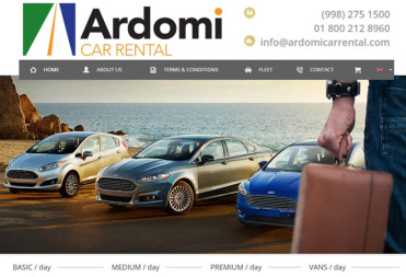 Ardomi Car Rental
